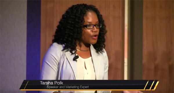 Tarsha Polk Speaker Demo video seattle