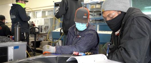 Seattle Area Pipe Trades – HVAC Training
