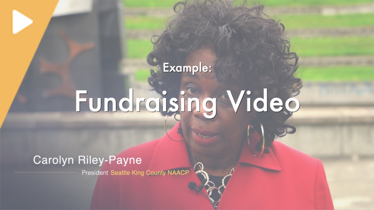 Fundraising Video - NAACP