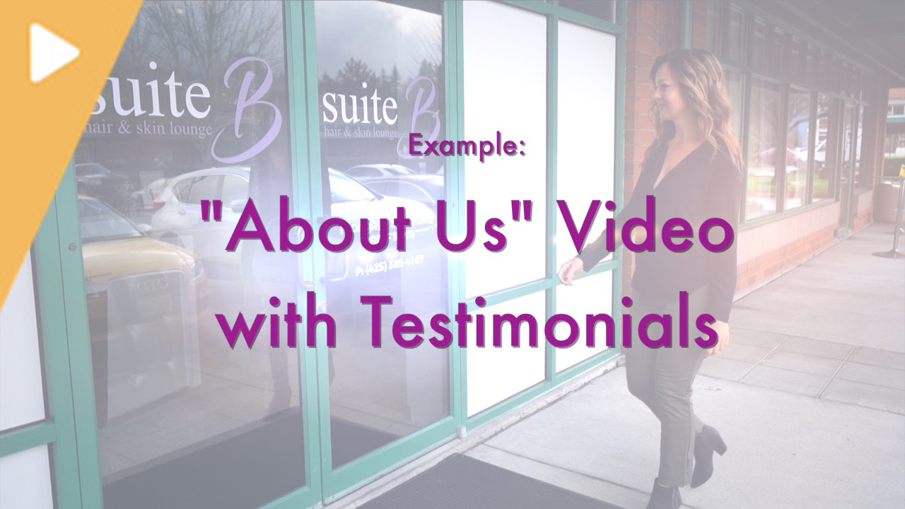 About Us - Suite B